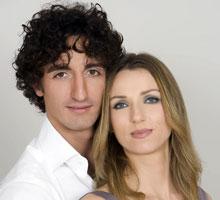 Ballando con le stelle - Samuel Peron e Valentina Vezzali