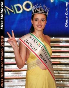 Miss Italia Nel mondo 2009 - Diana