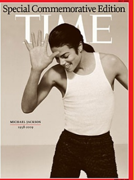 The time Michael Jackson